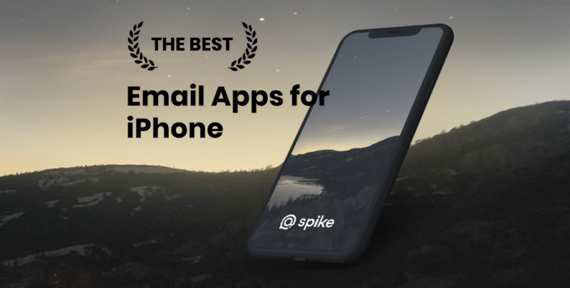 Best email apps for ios on iphone