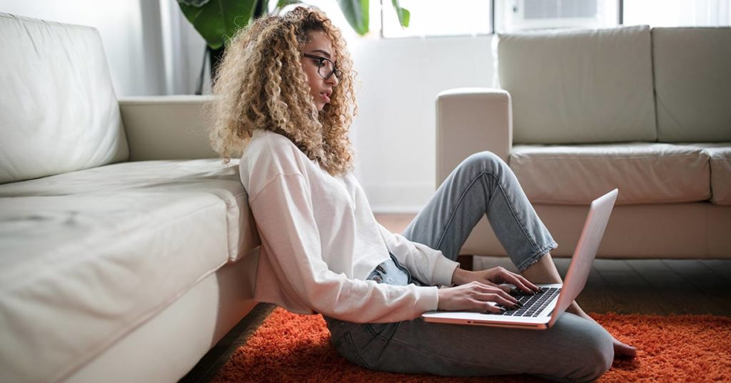 How to work from home